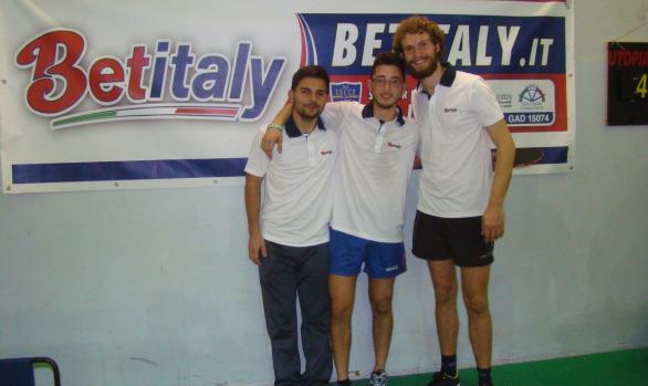 BetItaly UtopiaSport campioni C2 2014