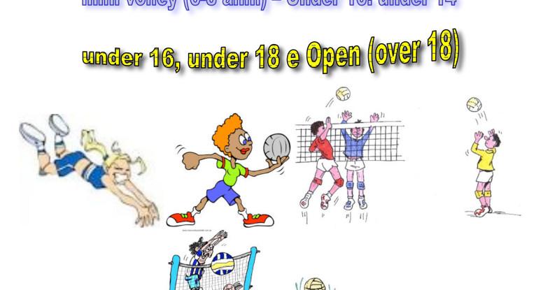 Progetto di avvio pallavolo