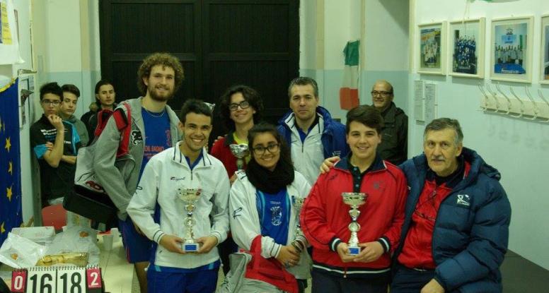 Foto dei reduci del torneo BPP 2015