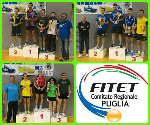 Campionati regionali molfetta
